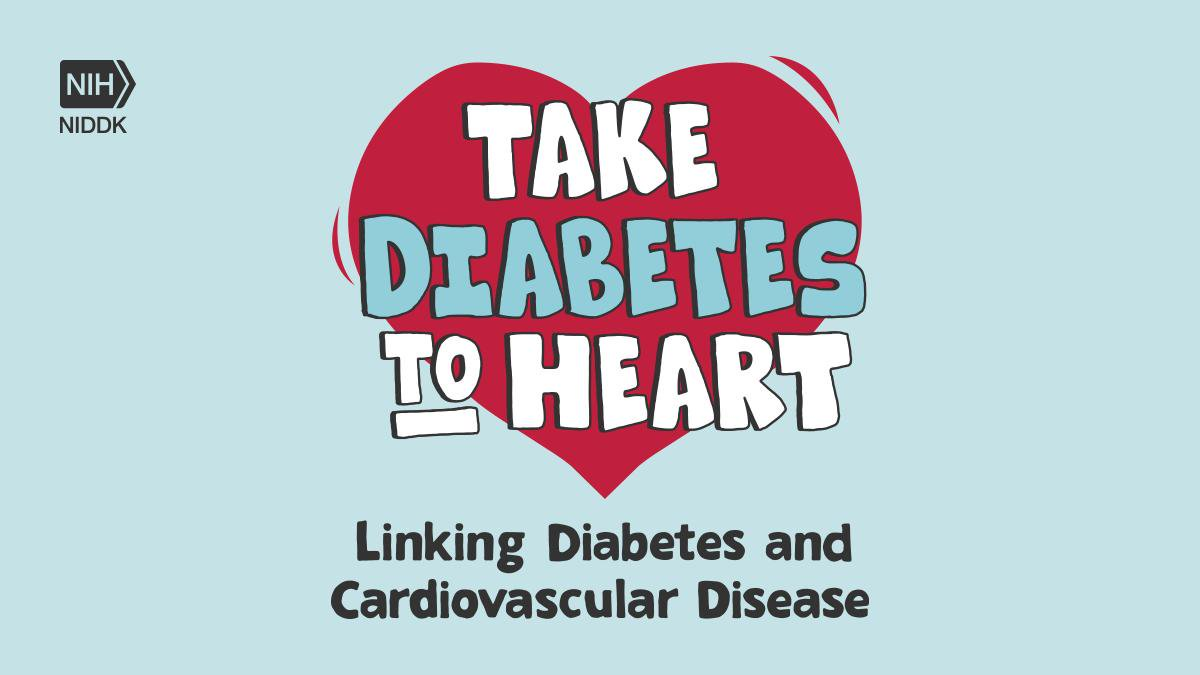 November is National Diabetes Month - Take Diabetes to Heart
