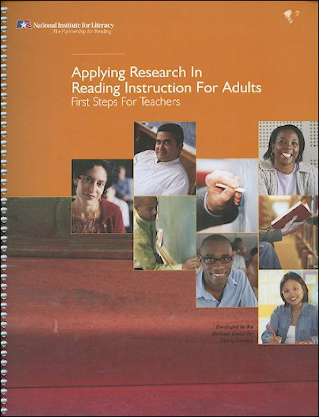 applyingresearch lg ... principles of reading instruction for instructors in adult education and ...